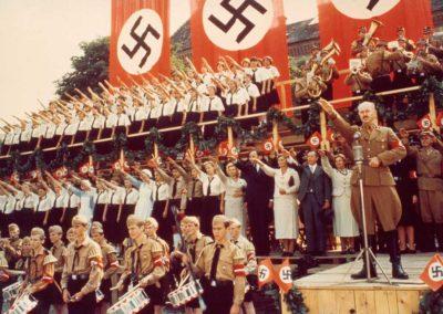 Rassemblement nazi