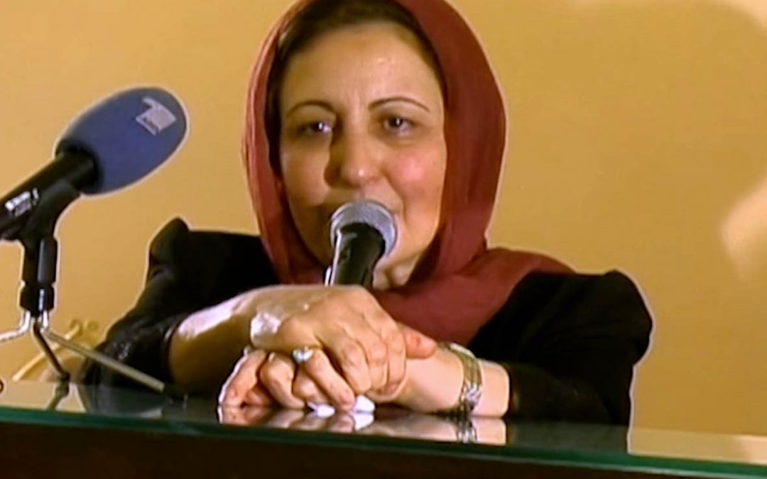 SHIRIN EBADI – Until We Are Free